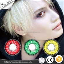 New Arrival Crazy Cosplay Colored Eyes Contact Lenses