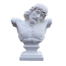 Christmas Ornament Ceramic Jesus Christ Religious