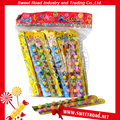 Colorful 8pcs Ruler Chinese Ball Bubble Gum