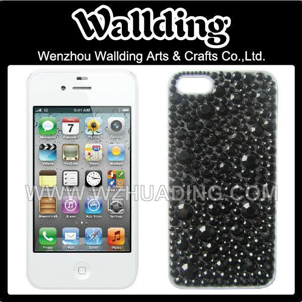 Acrylic Stone mobile phone case for iphone 5