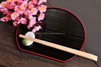 Various types of disposable chopsticks as made in Japan flatware