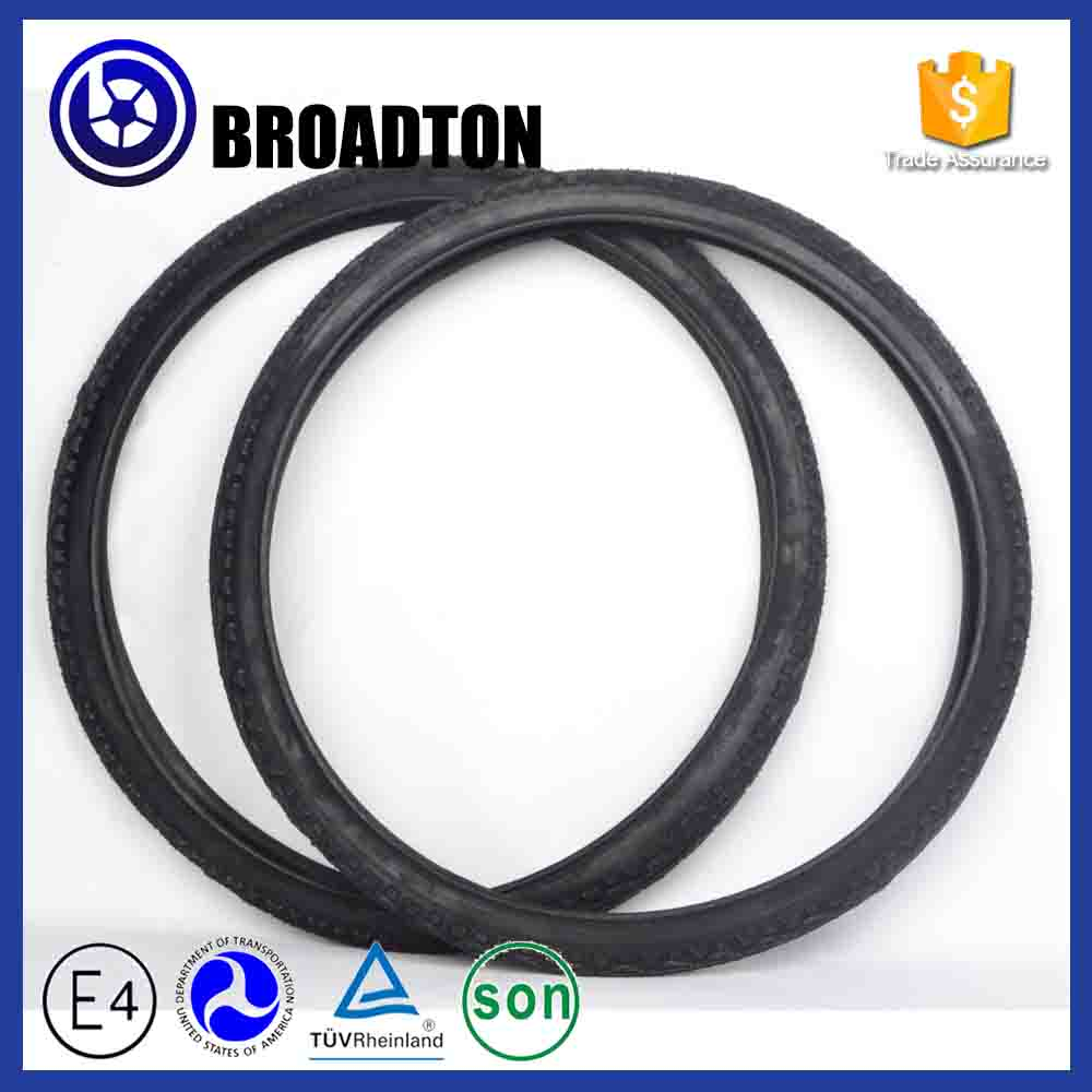 Professional good solid rubber bicycle tire made in China
