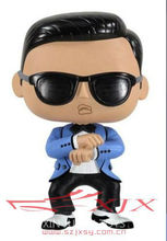 2012 Fashion Character Gangnam Style PSY Figurine