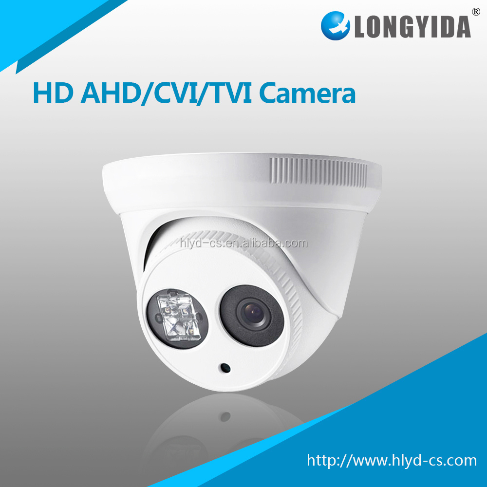 Hikvision CCTV Camera Full AHD Indoor Surveillance Camera HD Camera With Plastic IR
