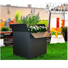 Stainless Steel Stands Designs Flower Pot