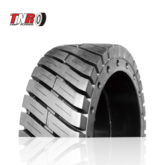 forklift solid tyre 28x9-15 from China manufacturer