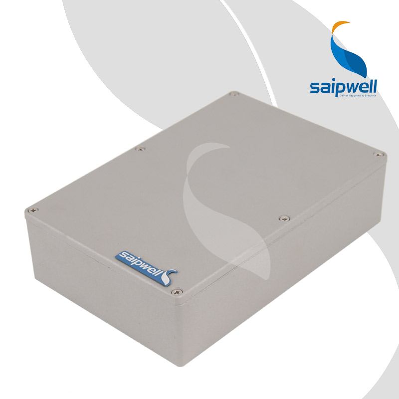 Distributor waterproof ip67 aluminum ip68 junction box 222*145*55mm (SP-AG-FA5)