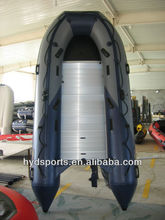 High quality 5.2m aluminum fishing boat