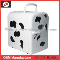 Energy saving 4L car portable fridge