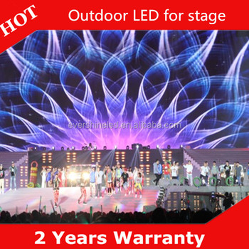 Full color video Screen for Stage P10.12.16.20.25.31.25 Pantalla LED Outdoor Alibaba