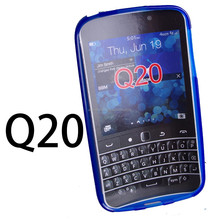 For BlackBerry Classic Q20 TPU Matte Case