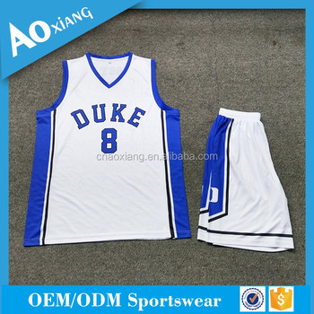 Wholesale custom your name and number sublimation printing basketball uniform design