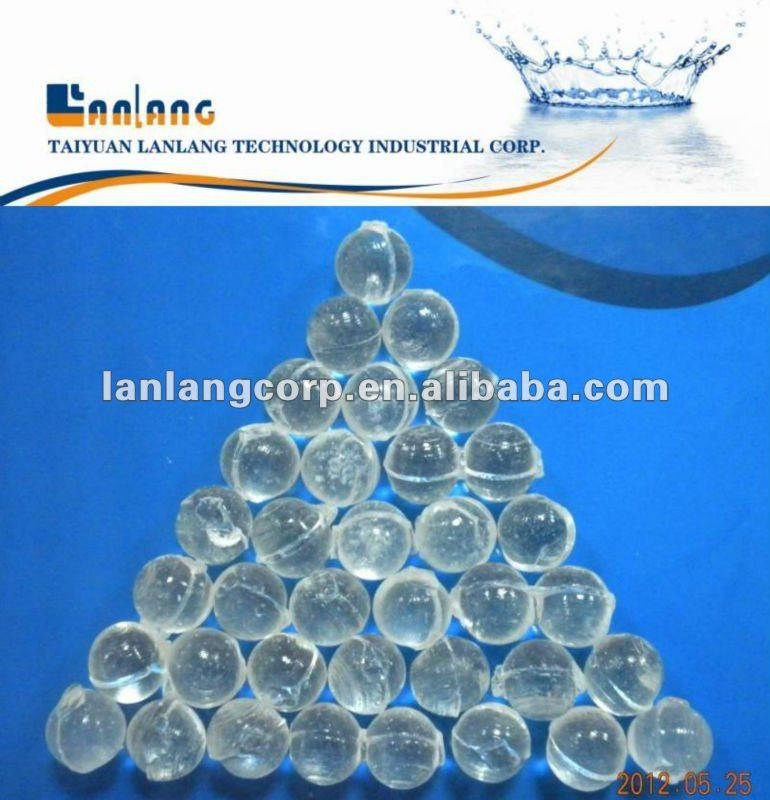 siliphos water glassy ball/anti-scale chemical