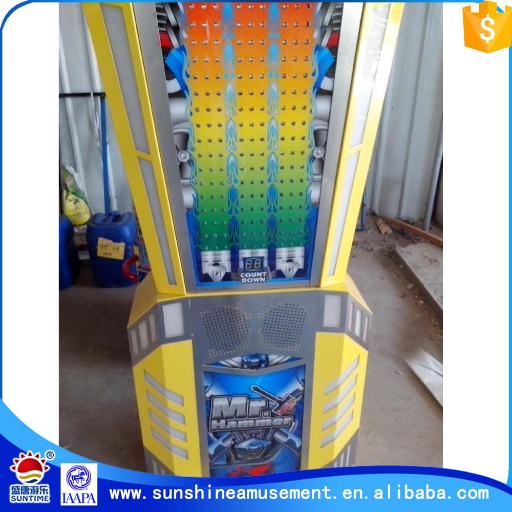 Hot sale product King of The Hammer / Boxing game machine arcade games machines