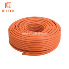 High quality bendy high temperature gas rubber hose argon Chinese manufacturer