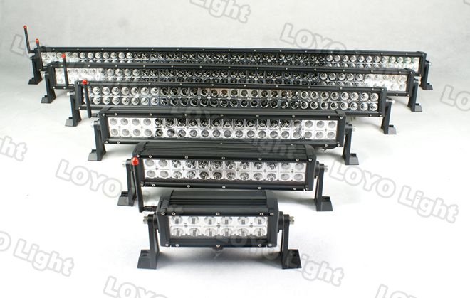 high lumen 120w 21.5 inch led light bar spot flood beam for 4x4 offroad