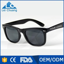 Oem custom promotional gift from china sunglasses with your logo printed in