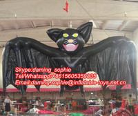Giant inflatable bat for Halloween Events Decoration