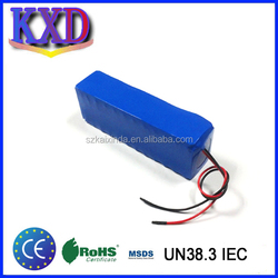 Lithium ion manufacturers 8800mAh 3 7 volt battery