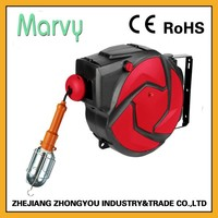 15m 2*1mm2 auto electric lamp cable reel with lamp