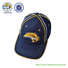 factory price embroidery custom flat bill snapback hats sale
