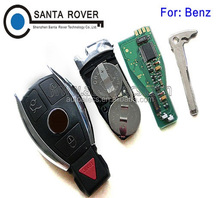 Remote car key for mercedes benz smart key 315mhz NEC chip mercedes key fobs