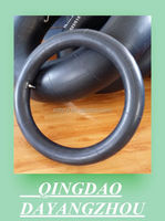 2.75/3.00-19 Motorcycle butyl inner tube for sale in China manufacturer with 14 years exporting experiencr 275/300R19