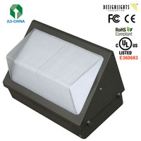 IP65 40W Led Wall Pack Led Flood Light Outdoor Wall Lighting UL DLC Approval