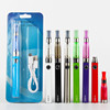 China supplier 510 thread vaporizer pen ugo v battery ego d wax atomizer ecig blister pack with android usb charger