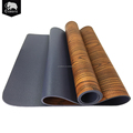 Wholesale non slip yoga mat cover lightweight printed yoga blankets with design special process