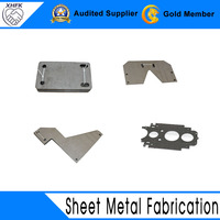 Stainless high precision metal sheet parts