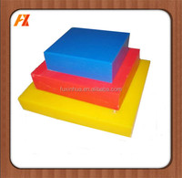 highly abrasion resistant red uhmwpe sheet