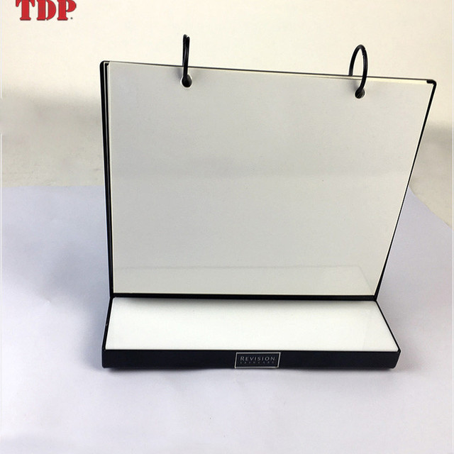 Wholesale Tabletop Creative Replaceable Acrylic Calender