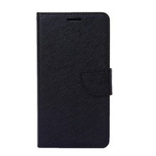 High quality For Samsung Galaxy S7 Edge / G935 Cross Texture Horizontal Flip Solid Color Leather Case with Holder & Card Slots &