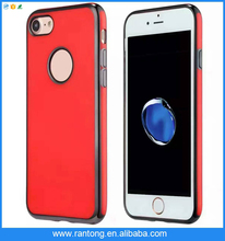 whole sale 4D TPU Phone Case, Electroplating TPU Mobile Phone Case