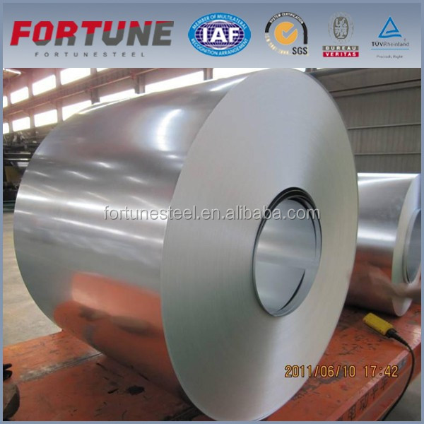 Hot dipped galvanized zinc coated <strong>steel</strong> sheet coils from China manufacturer