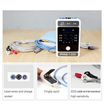 Berry 6 parameters multiparameters monitor bluetooth mini ems and transport patient monitor