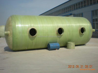 Corrosion-resistant Fiberglass/ FRP septic tanks for sale