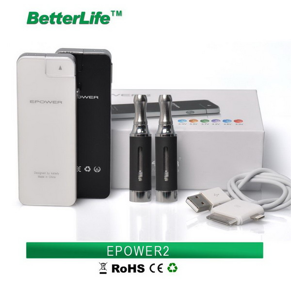 Top brand vaporizer box Epower 2200mah vv mod new innovative products for 2013