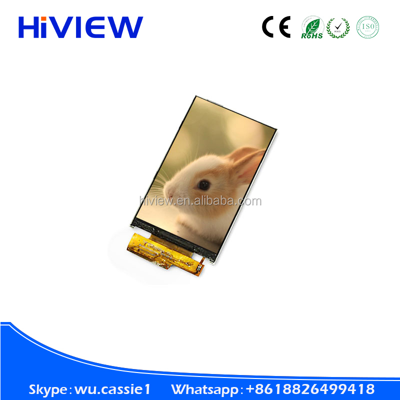 capacitive touch screen 4 inch LCD 480x800 ips screen built-in MIPI interface TFT display module