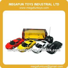 4 Channel 1:18 Plastic RC Car