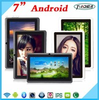 Cheap 7 Inch Android Tablet Pc 3G TF Card Dual Cmeara 8MP