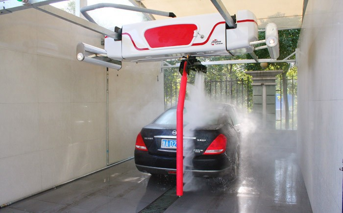 Reliable and best price CW-M7 touchless car wash system machines price for sale