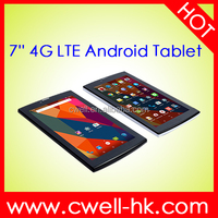 PS-LTE706 Dual SIM card Quad core 1GB RAM 16GB ROM 4G LTE android tablet 7 inch WIFI GPS tablet pc android 5.1