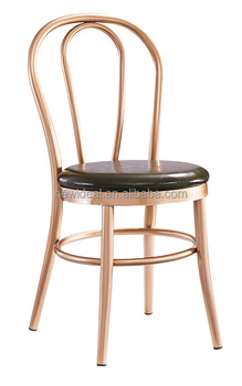 Upholstered steel chair (NB5601)