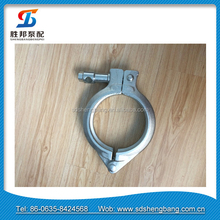 Used concrete pump concrete delivery pipe clamp joint