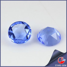 new design various shape crystal glass stone gems for clothes