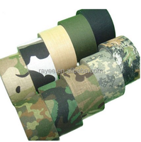 Cotton camouflage tape for paintball equipment gun for for weapons/camofrage net camoflage net