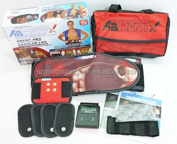 AB vibrating body slimming belt / body slimming massage belt made in China