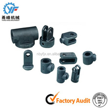 Customized Drawing Gray Cast Iron Product